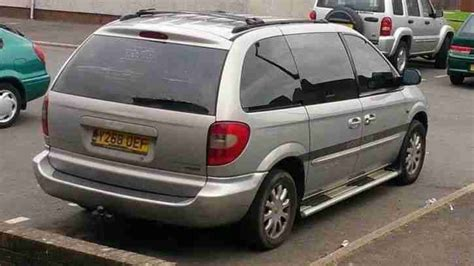 Chrysler 7 Seater by Chrysler Voyager 7 Seater No Reserve Car For Sale