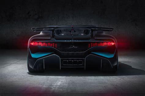 It's 35 kg lighter than the chiron and upgraded bodywork enhances downforce, critical for optimal handling. Bugatti Divo Exterior Design   Bugatti, Bugatti cars
