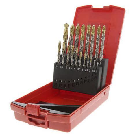 dormer utensili utensili set di punte dormer in cassetta a095 201