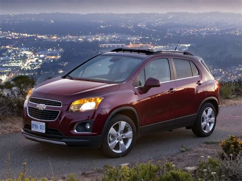 Chevrolet Trax Modification by Chevrolet Tracker Price Modifications Pictures Moibibiki