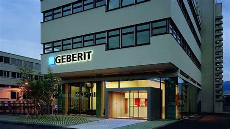 swiss siege social l 39 entreprise geberit geberit belgique