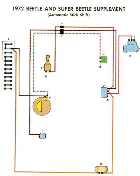 Beetle Wiring Diagram Thegoldenbug