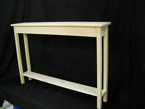 Narrow Entryway Table PICTURE Home Design Decorate