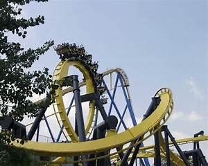 Batman: The Ride | Six Flags Great Adventure