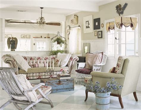 shabby chic livingrooms how to decorate shabby chic style to your living room