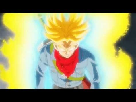 Dragon Ball Super Anime Review Dragon Ball Super Anime Episode 61 Review Trunks Super