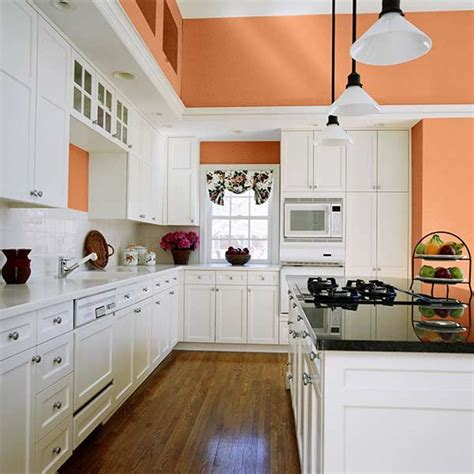 orange kitchens with white cabinets best 25 orange kitchen walls ideas that you will like on 7208