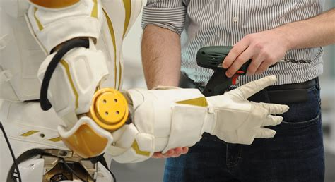 intuitive human robot interaction  work environments