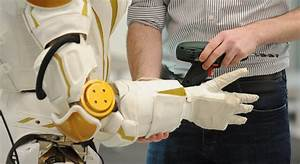 intuitive human robot interaction in work environments