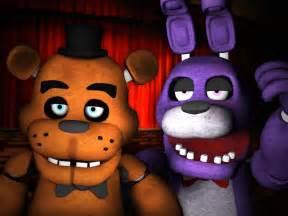 Nights at Five Freddy Freddy's and Bonnie