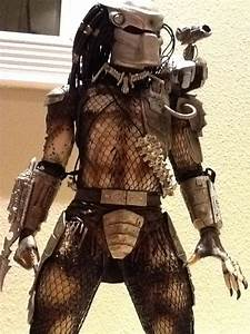 NECA Predator Movie Quarter Scale Action Figure Classic ...