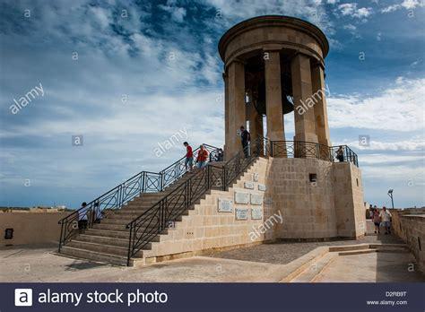 siege bell memorial valetta unesco heritage site