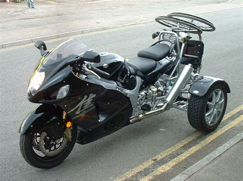 Reverse Gear And Disabled Adaptions For Trikes