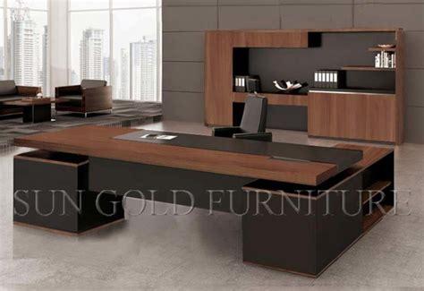 bureau luxe bureau exécutif de bureau de luxe haut de gamme sz od334