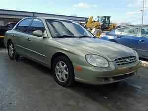 Auto Auction Ended On Vin  Kmhwf35v8ya269833 2000 Hyundai