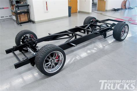 Powdercoated Chassis