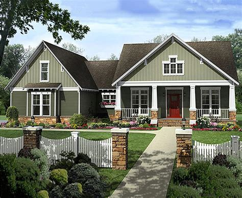 Perfectly Detailed Craftsman Custom Home With 2,797 Square