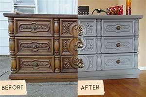 Peindre Un Meuble Ancien En Blanc : comment repeindre un meuble douane peindre un vieux meuble ~ Dailycaller-alerts.com Idées de Décoration