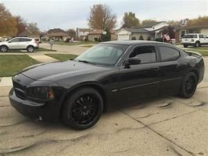 2006 Dodge Charger Rt  Rims Done In Matte  U2013 Proplastidip