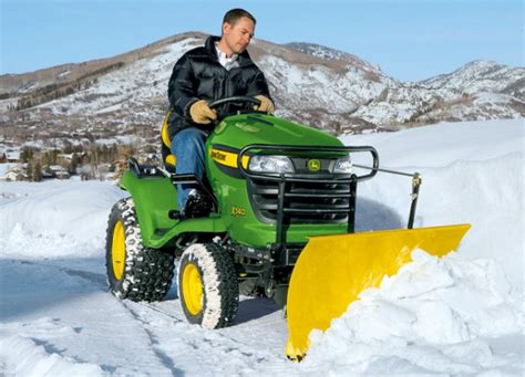 steps to consider when your lawn tractor won t start in the cold