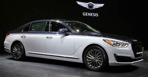 Genesis Car G90 by Genesis G90 Special Edition Looking More Like A Bentley