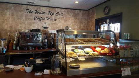 A portentous event, report, or situation that brings an issue to immediate attention. A true gem! - The Wake-Up Call Coffee House, Grantsburg Traveller Reviews - Tripadvisor