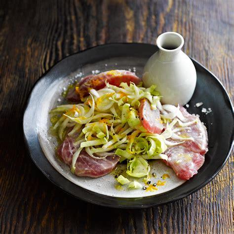 kombu cured tuna recipe eric ripert food wine