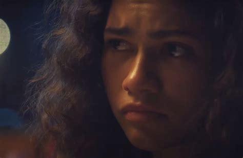 'euphoria Trailer For Christmas Episode Previews Rue