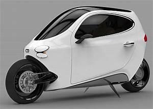 Lit Du Futur : lit c 1 la voiture moto lectrique du futur economie nouvelle ~ Melissatoandfro.com Idées de Décoration