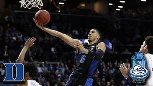 Duke's Jayson Tatum Shines vs. UNC In ACC Tournament Win ...