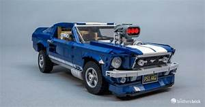 Is the LEGO Creator Expert 10265 Ford Mustang the best LEGO car yet? [Review] | The Brothers ...