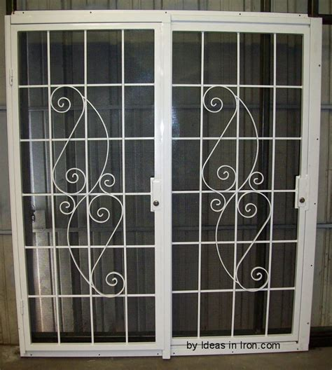 patio security door