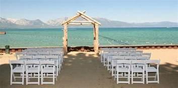 tahoe wedding venues weddings at lakeside weddings get prices for wedding venues