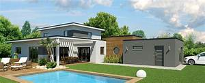 Style De Maison : maison briot constructeur de maisons individuelles en ~ Dallasstarsshop.com Idées de Décoration