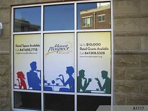 signs northern illinois elk grove village il vinyl With window lettering for businesses