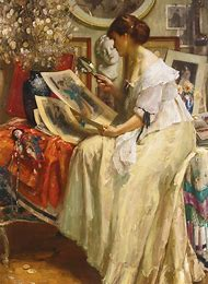 Fernand Toussaint Paintings