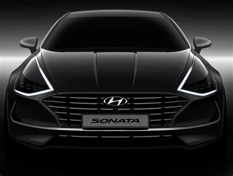 2020 Hyundai Sonata Yellow by 2020 Hyundai Sonata 4 Door Coupe Officially Unveiled