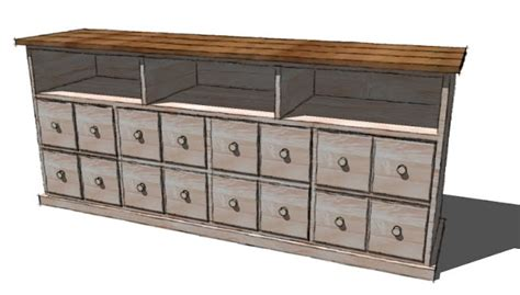 apothecary cabinet plans  easy  follow   build  diy woodworking projects