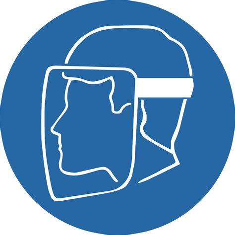 preproomorg mandatory signs wear face shield