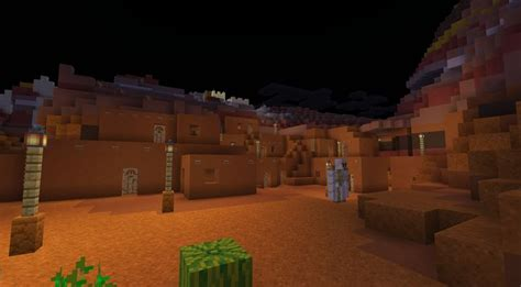 minecraft  perfect  adobe themed villages   badlands minecraft   badlands