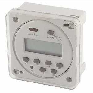 Buy Upgraded Cn101a Programmable Timer Switch Ac  Dc 12v