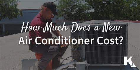 How Much Does An Air Conditioner Cost?