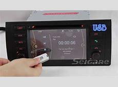BMW X5 E53 Sat Navi DVD player Radio Bluetooth BMW X5 30