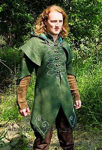 Forest Ranger - Fantasy Coat with hood - beautiful LARP ...