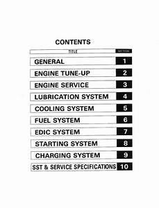Toyota Coaster Bus Diesel And Petrol Engines Pdf Workshop Repair Manual