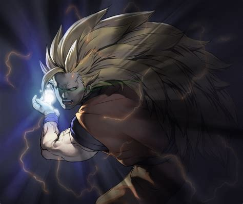 top  wicked cool goku fan art dvil incorporation