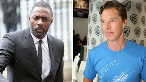 Benedict Cumberbatch vs. Idris Elba: It's a 'Jungle Book ...