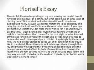 self discipline essay
