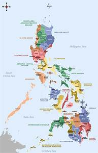 Regions of the Philippines - Wikipedia