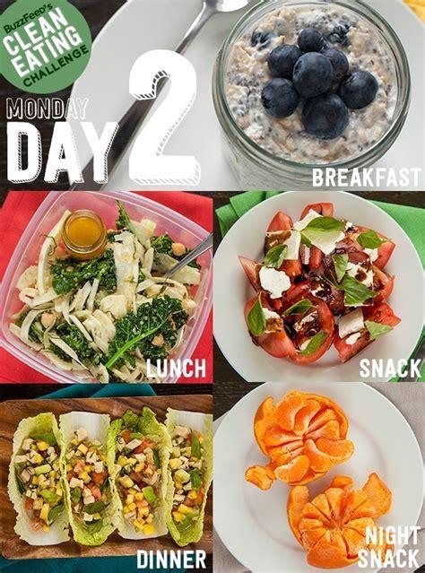 buzzfeeds clean eating challenge feel